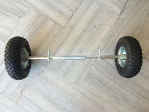 trainning wheels pw 50