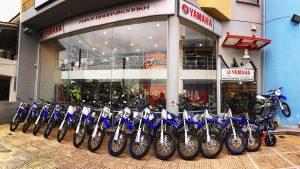 Yamaha Papanikolakis moto